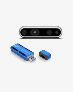 Intel RealSense depth camera and Neural Compute Stick 2 bundle